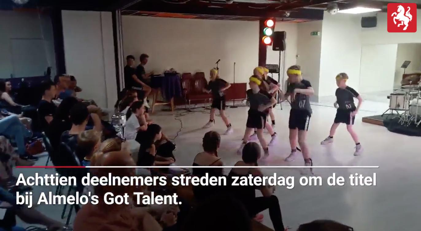 Jong én ervaren talent strijdt om de eer bij Almelo's Got Talent