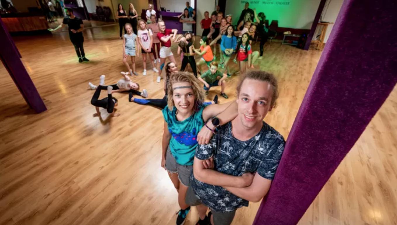 InnerAll uit Almelo meet zich met 's lands allerbeste dansscholen