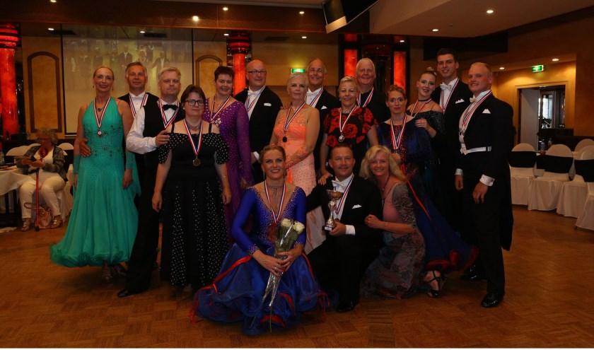 Almeloos ballroompaar Nederlands Kampioen